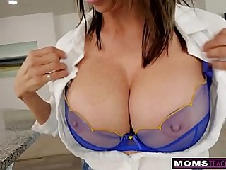 Fucking My Step Mom With Huge Tit s